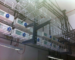 Basket Cable Tray Supports